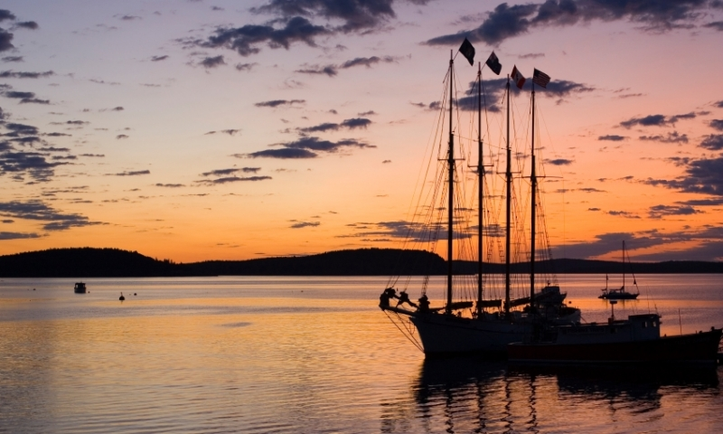 Frenchmans Bay Maine Alltrips