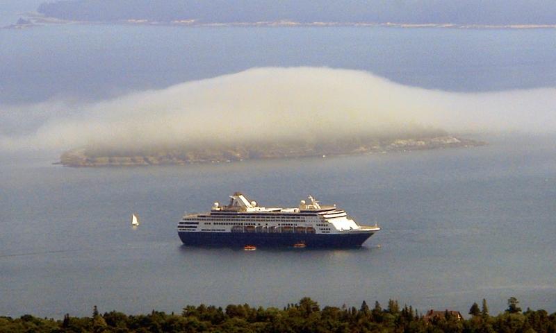 Maine Cruises At Bar Harbor AllTrips - Cruise ship bar harbor