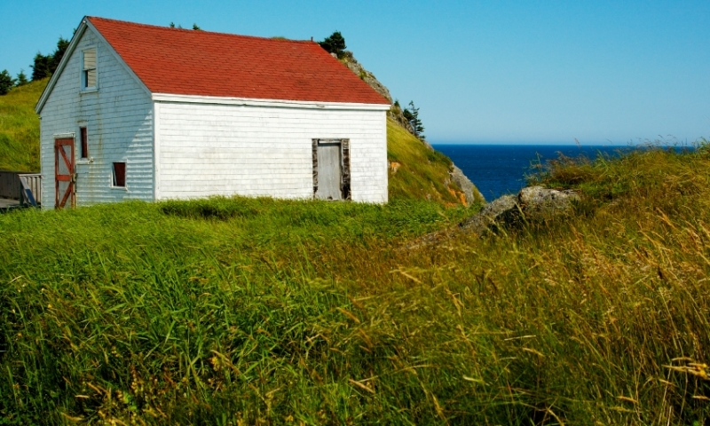 Swallowtail Lighthouse Grand Manan Island New Brunswick Maine