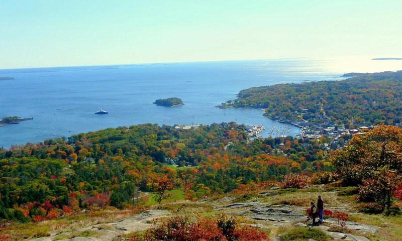 Camden Hills State Park Maine Alltrips